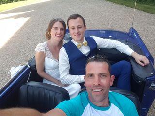Le mariage de Amélie et Florian 1