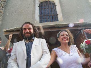 Le mariage de Mannu et Fabrice
