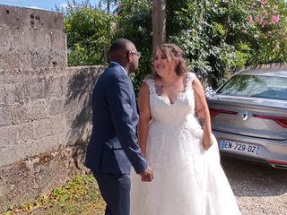 Le mariage de Émilie  et Moïse