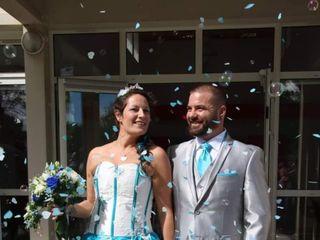 Le mariage de Sophie et Thomas 1