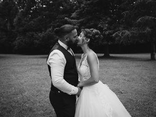 Le mariage de Élodie et Bryan