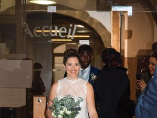 Le mariage de Perrine et Abdias 1