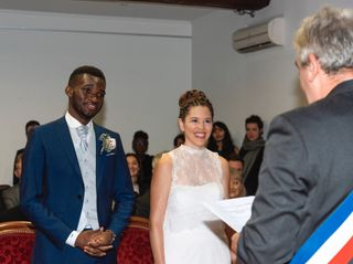 Le mariage de Perrine et Abdias 2