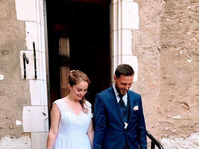 Le mariage de David  et Margot  à Aubigny-sur-Nère, Cher 5