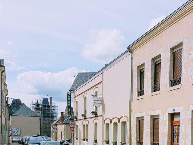 Le mariage de David  et Margot  à Aubigny-sur-Nère, Cher 9