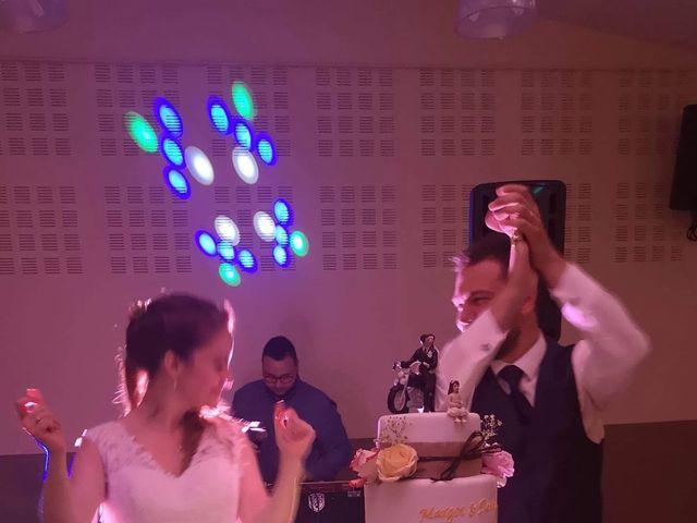 Le mariage de David  et Margot  à Aubigny-sur-Nère, Cher 10
