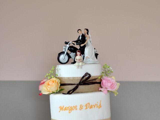 Le mariage de David  et Margot  à Aubigny-sur-Nère, Cher 11