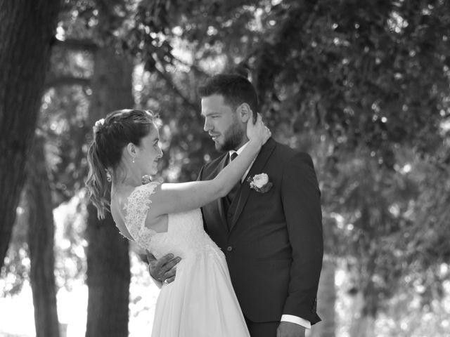 Le mariage de David  et Margot  à Aubigny-sur-Nère, Cher 19