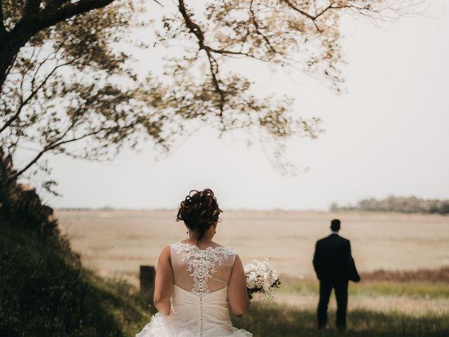 Le mariage de Fred et Amélie à Créances, Manche 37