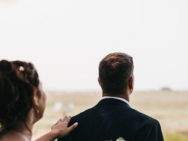 Le mariage de Fred et Amélie à Créances, Manche 38