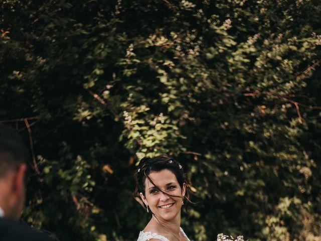 Le mariage de Fred et Amélie à Créances, Manche 41