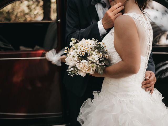 Le mariage de Fred et Amélie à Créances, Manche 45