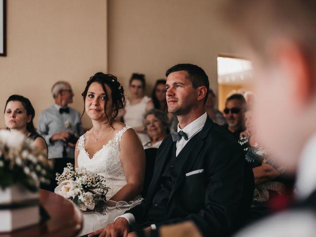Le mariage de Fred et Amélie à Créances, Manche 47