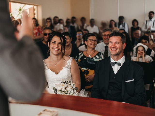 Le mariage de Fred et Amélie à Créances, Manche 48