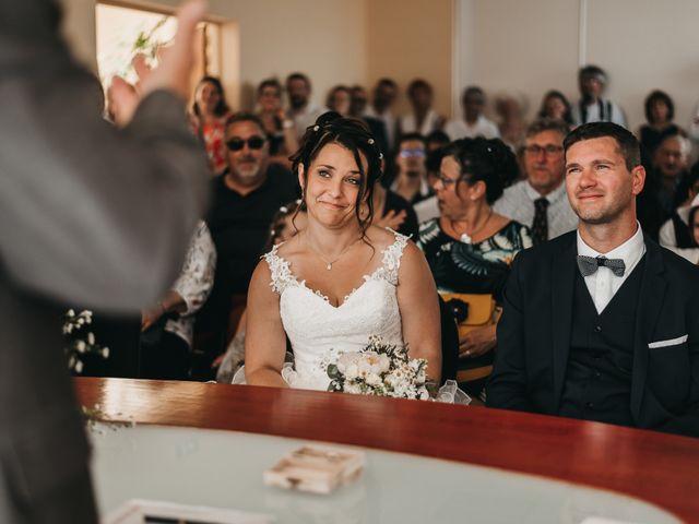 Le mariage de Fred et Amélie à Créances, Manche 49