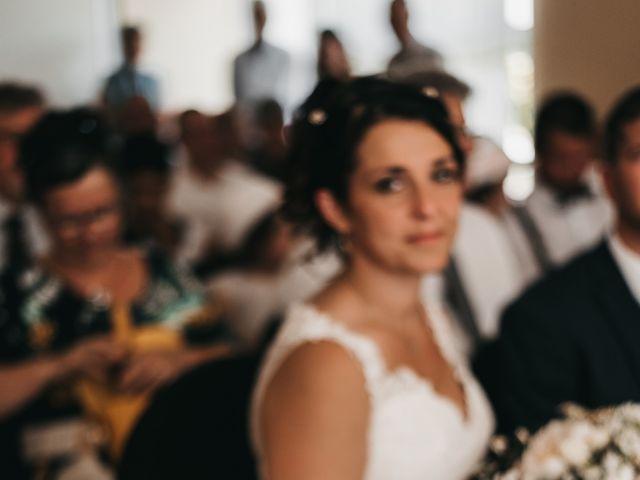 Le mariage de Fred et Amélie à Créances, Manche 55