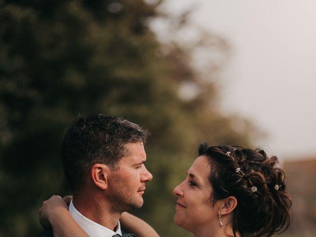 Le mariage de Fred et Amélie à Créances, Manche 98