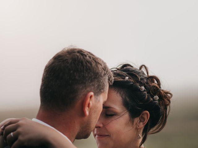 Le mariage de Fred et Amélie à Créances, Manche 99