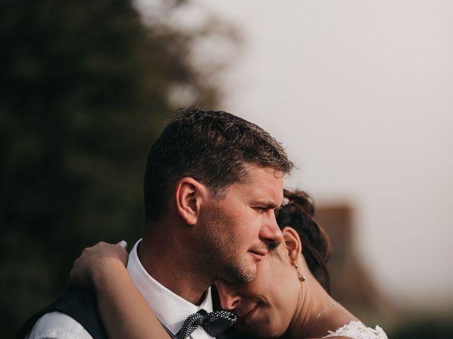 Le mariage de Fred et Amélie à Créances, Manche 101