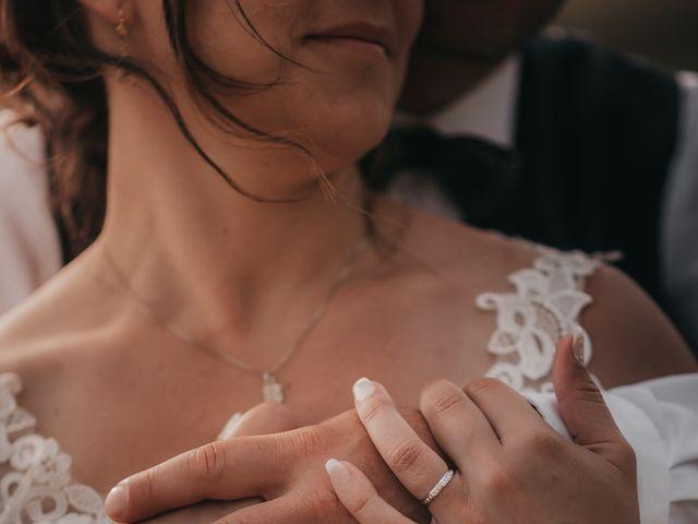 Le mariage de Fred et Amélie à Créances, Manche 102