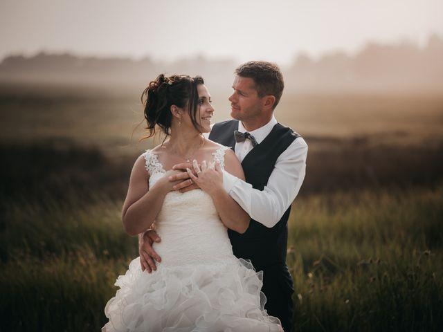 Le mariage de Fred et Amélie à Créances, Manche 103