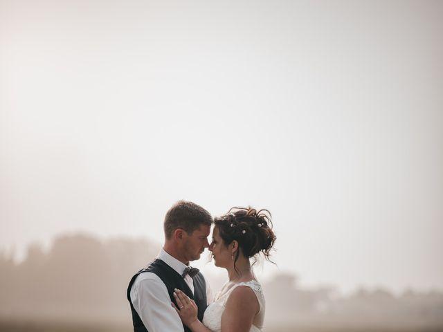 Le mariage de Fred et Amélie à Créances, Manche 105