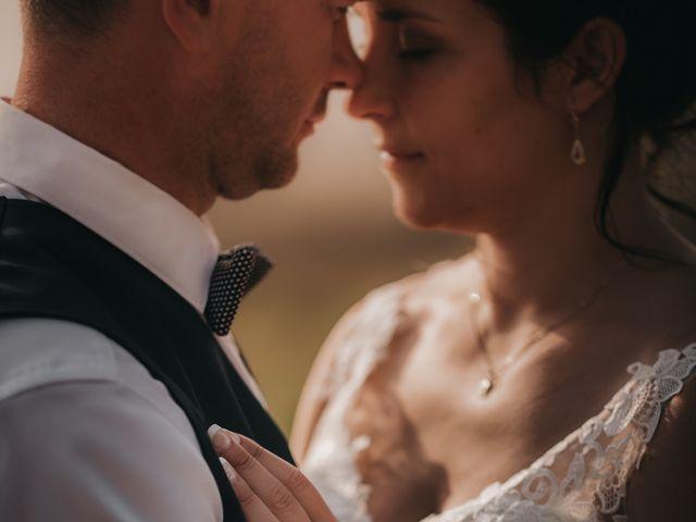 Le mariage de Fred et Amélie à Créances, Manche 106