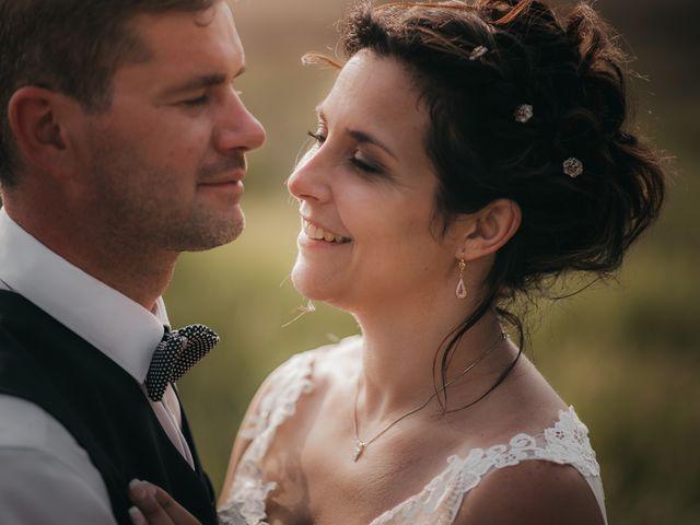 Le mariage de Fred et Amélie à Créances, Manche 107