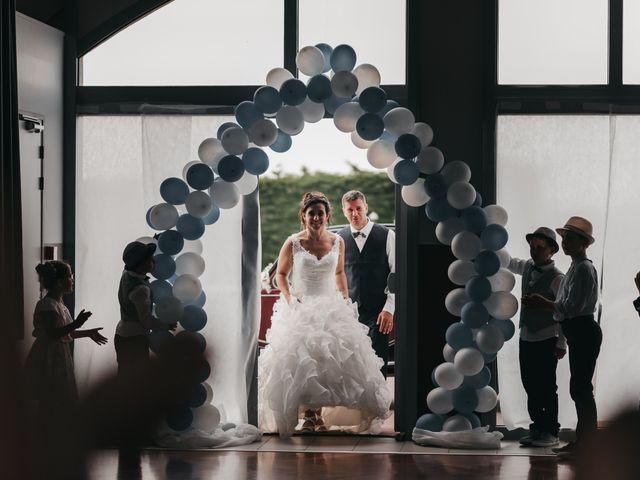 Le mariage de Fred et Amélie à Créances, Manche 111