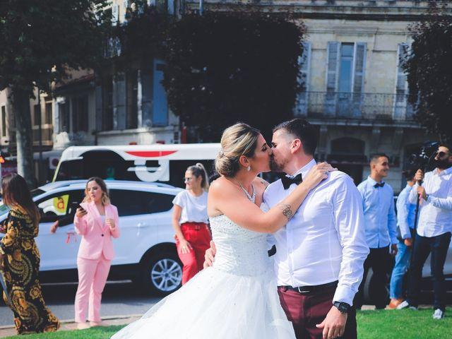Le mariage de Christopher et Priscillia à Auch, Gers 35