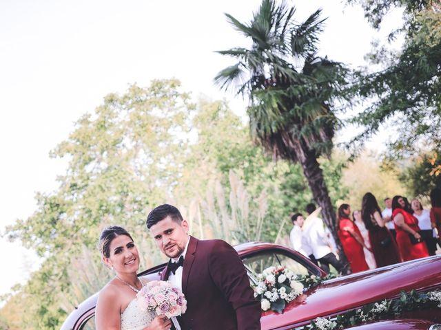 Le mariage de Christopher et Priscillia à Auch, Gers 41