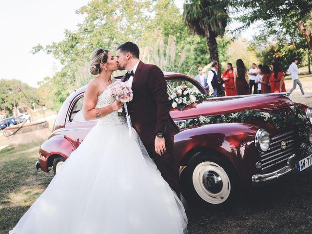 Le mariage de Christopher et Priscillia à Auch, Gers 42