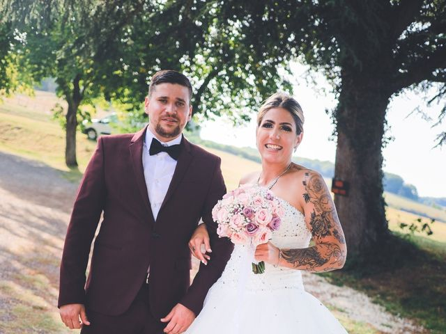 Le mariage de Christopher et Priscillia à Auch, Gers 45