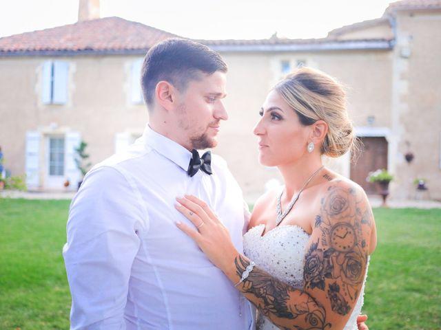 Le mariage de Christopher et Priscillia à Auch, Gers 60