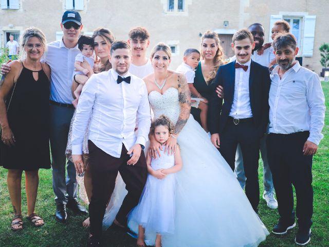 Le mariage de Christopher et Priscillia à Auch, Gers 62