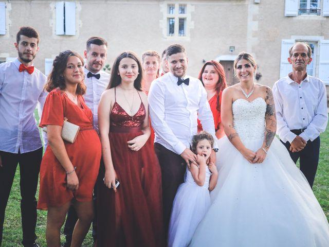 Le mariage de Christopher et Priscillia à Auch, Gers 69