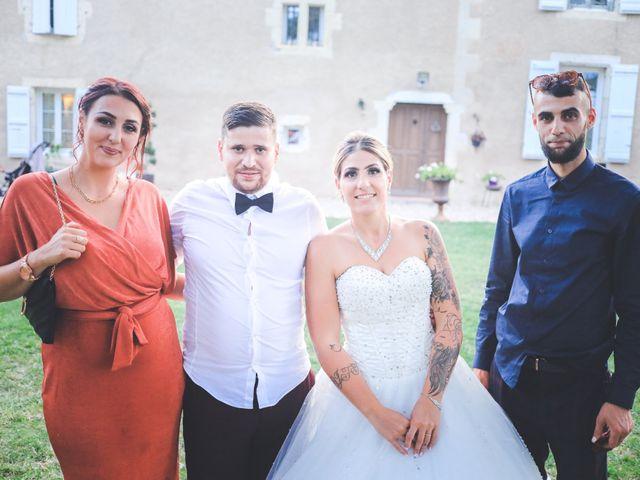 Le mariage de Christopher et Priscillia à Auch, Gers 72