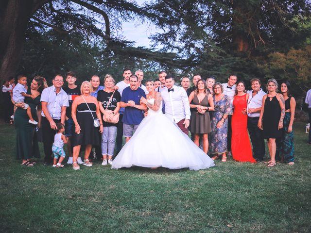Le mariage de Christopher et Priscillia à Auch, Gers 79