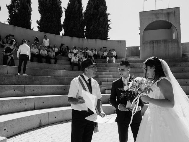 Le mariage de Teo et Emilie à Combaillaux, Hérault 4
