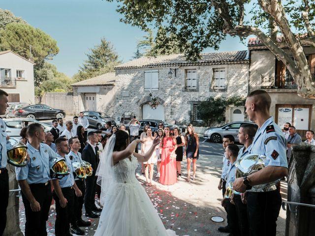 Le mariage de Teo et Emilie à Combaillaux, Hérault 5