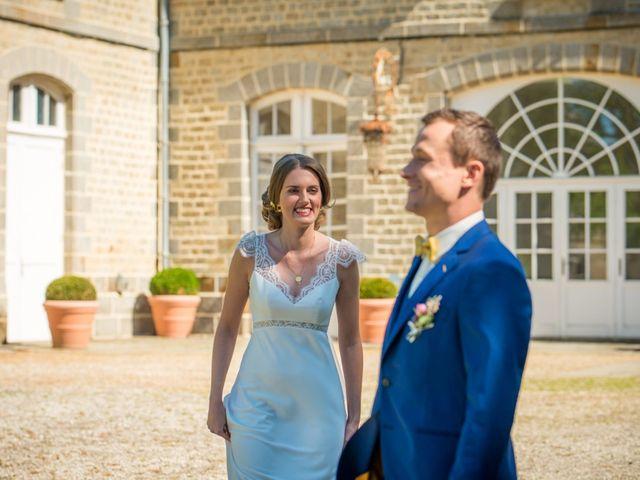 Le mariage de Florian et Amélie à Antrain, Ille et Vilaine 10