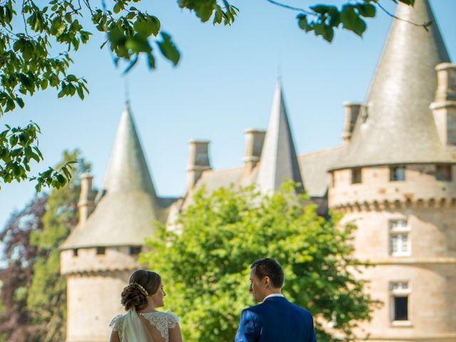 Le mariage de Florian et Amélie à Antrain, Ille et Vilaine 13