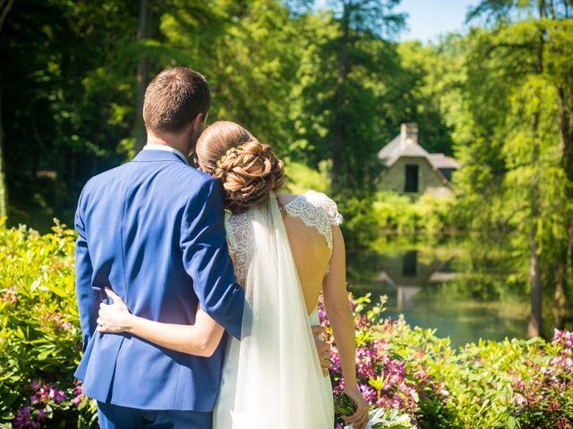 Le mariage de Florian et Amélie à Antrain, Ille et Vilaine 16