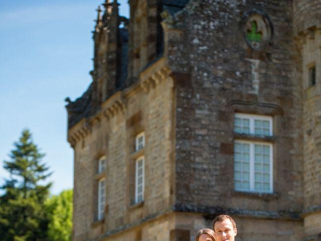 Le mariage de Florian et Amélie à Antrain, Ille et Vilaine 17