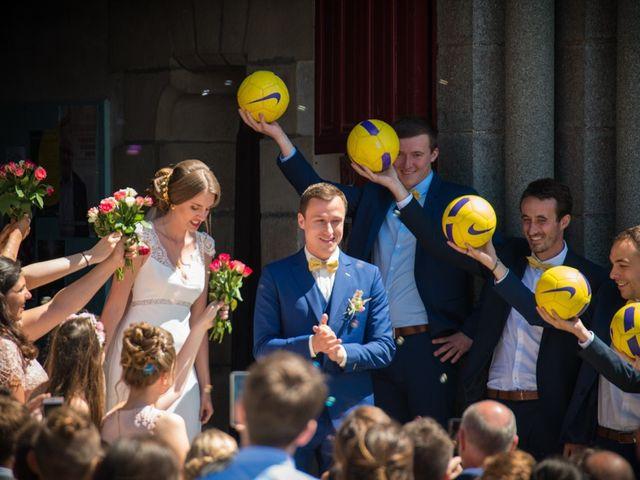 Le mariage de Florian et Amélie à Antrain, Ille et Vilaine 29