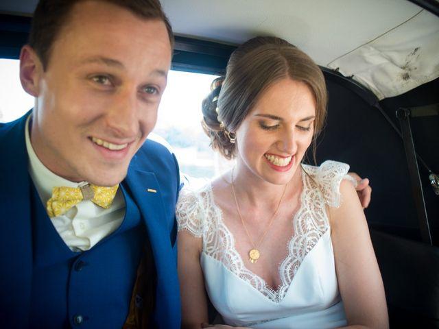 Le mariage de Florian et Amélie à Antrain, Ille et Vilaine 33