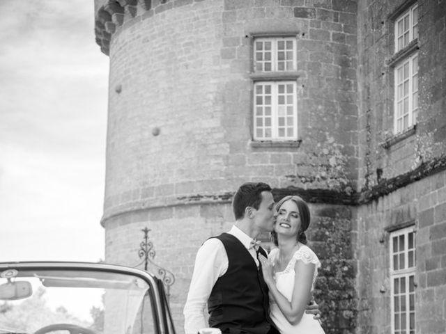 Le mariage de Florian et Amélie à Antrain, Ille et Vilaine 38
