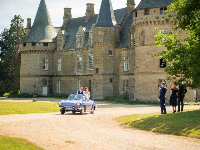 Le mariage de Florian et Amélie à Antrain, Ille et Vilaine 42
