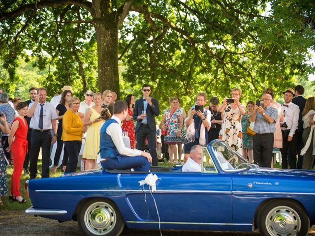 Le mariage de Florian et Amélie à Antrain, Ille et Vilaine 44