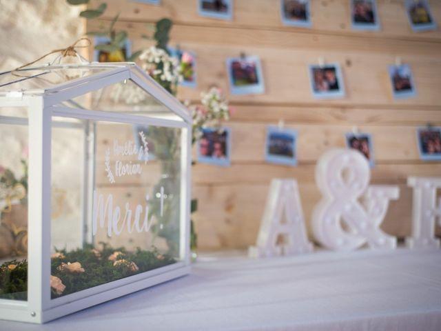 Le mariage de Florian et Amélie à Antrain, Ille et Vilaine 45